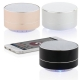 Boxa audio wireless cu forma rotunda si microfon incorporat - P326851